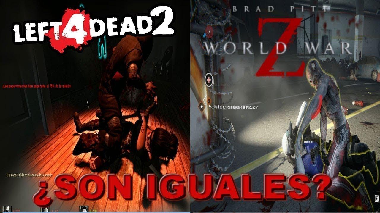 World War Z vs Left 4 Dead, Who Did It Better?